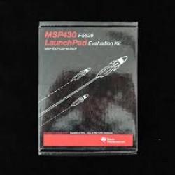 MSP-EXP430F5529LP MSP430F5529 USB LaunchPad Evaluation Kit