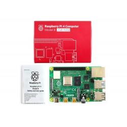 Raspberry pi 4 2GB RAM 4K display ports 64bit USB3.0 Bluetooth 5.0