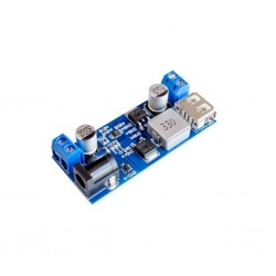 DC-DC Step-down Power Module 24v/12V to 5V 5A Power Module Better Than LM2596S