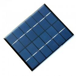 6V 2W Solar Panel 110*135mm