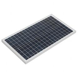 20W 18V High-Efficiency Monocrystalline  Solar Panel